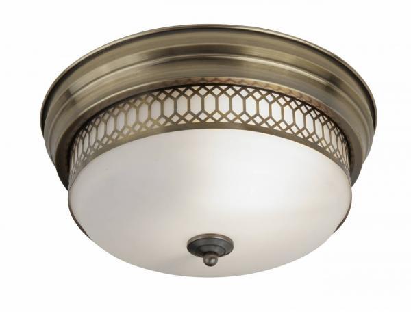 Kúpeľňové svietidlo SearchLight EDINBURGH   4132-2AB