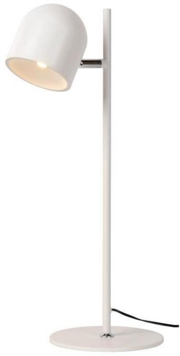 Lucide 03603/05/31 - LED Stolná lampa SKANSKA 1xLED/5W/230V biela