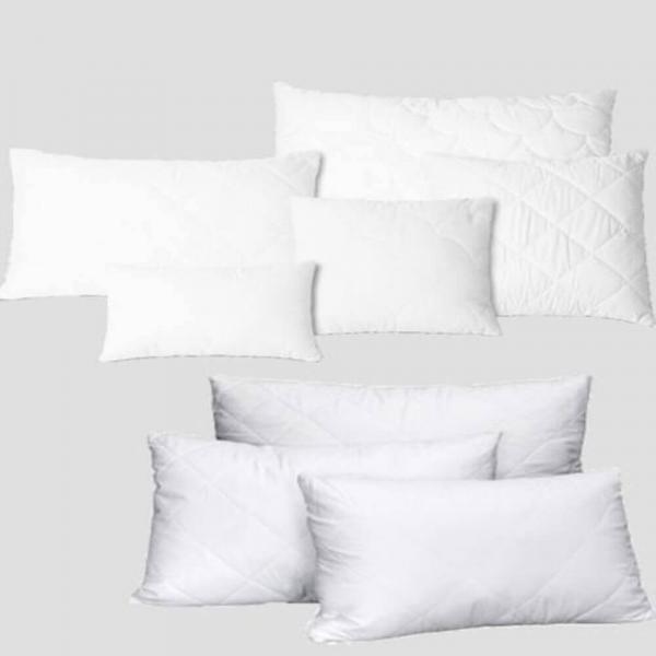 Moona Home Textile Anti-alergický vankúš Amphitryon (biely), 40 x 40 cm