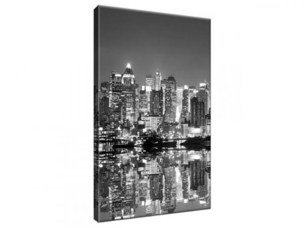 Obraz na plátne Nočný Manhattan 20x30cm 2194A_1S
