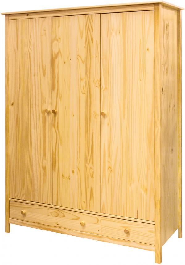 Skriňa 3-dverová TORINO
