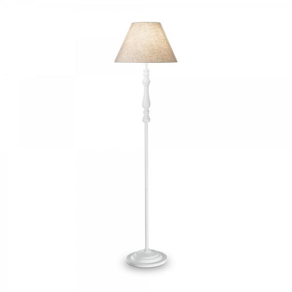 stojaca lampa Ideal lux PROVENCE 022987 - biela / krémová