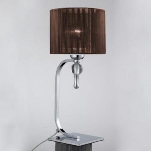 Stolové svietidlo AZZARDO IMPRESS table brown AZ2903