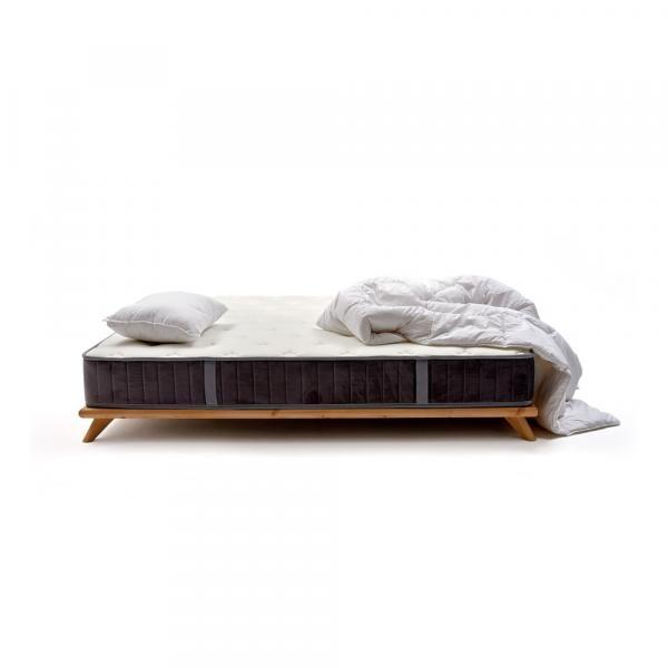 Stredne tvrdý matrac PreSpánok Grace Medium, 160 x 200 cm