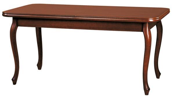 TARANKO Wersal ZB-2 rustikálny rozkladací jedálenský stôl toffi