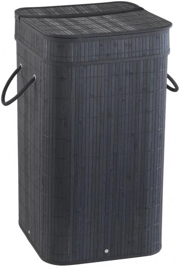 Tatami TA3814 kôš na bielizeň 35,5x63x35,5cm, čierny