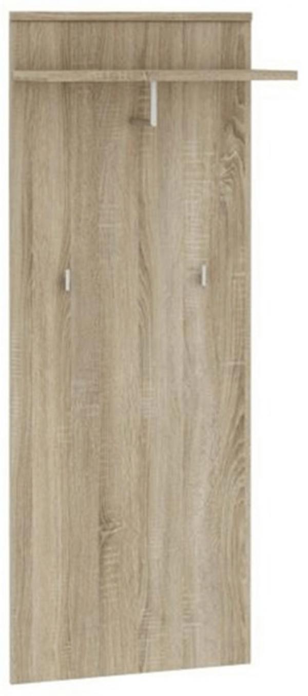 Vešiakový panel, dub sonoma, MARIO NEW TYP D-6