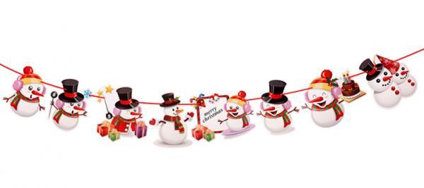 Vianočný reťaz - 4 varianty Varianta: 3