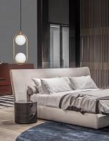 Moderné závesné svietidlo do spálne