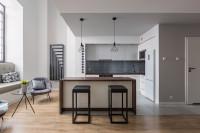Barové stoličky v minimalistickom štýle