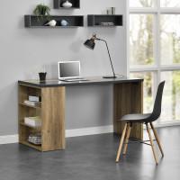 Zostava nábytku do pracovne v minimalistickom štýle