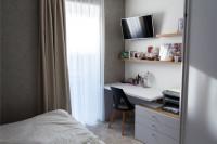 Pracovný kútik v spálni