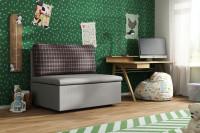 Zelená detská izba v minimalistickom štýle