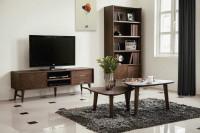 Nábytok do obývacej izby v retro štýle