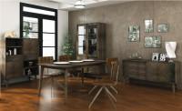Retro nábytok z agátového dreva do jedálne