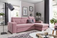 Obývacia izba v romantickom štýle
