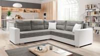 Kuchyňa spojená s obývačkou zariadená moderným nábytkom