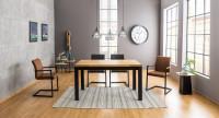 Jedáleň v minimalistickom štýle
