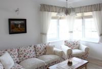 Romantická obývačka s rohovým oknom