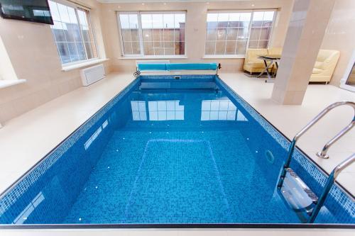 Malý vnútorný bazén