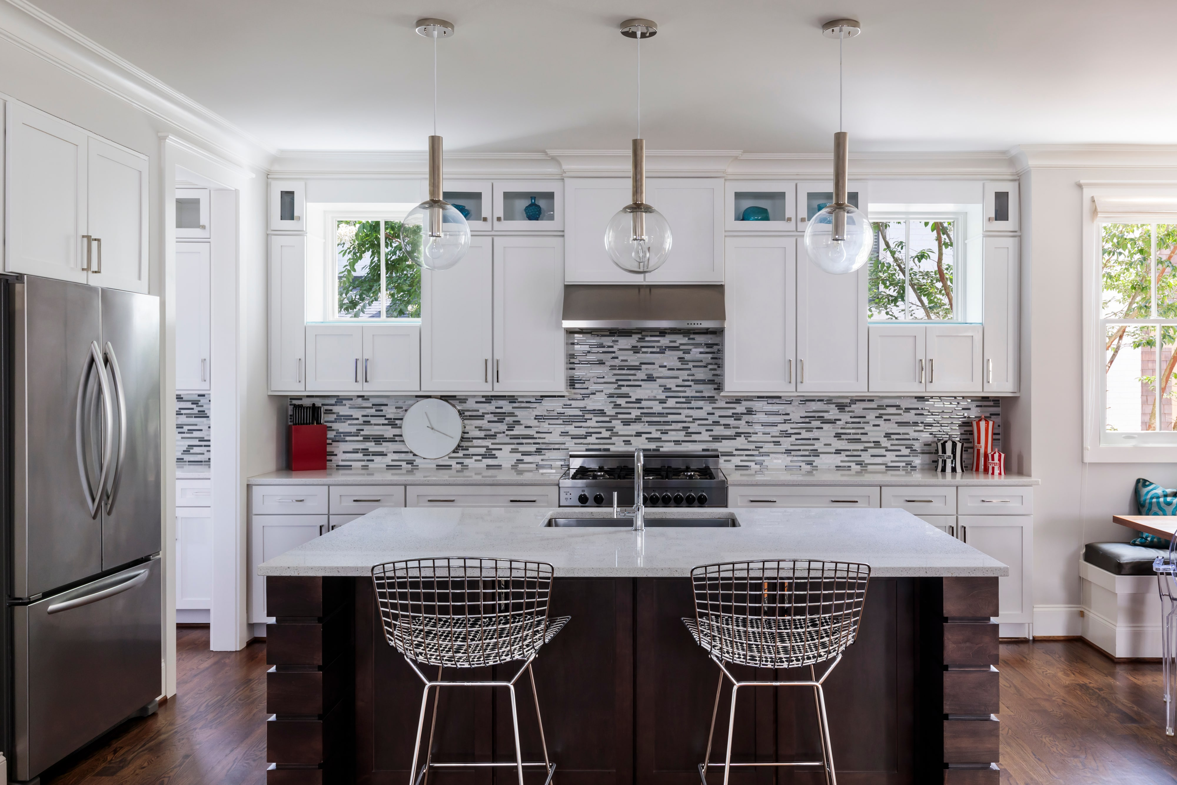 Barové stoličky do kuchyne - #1008