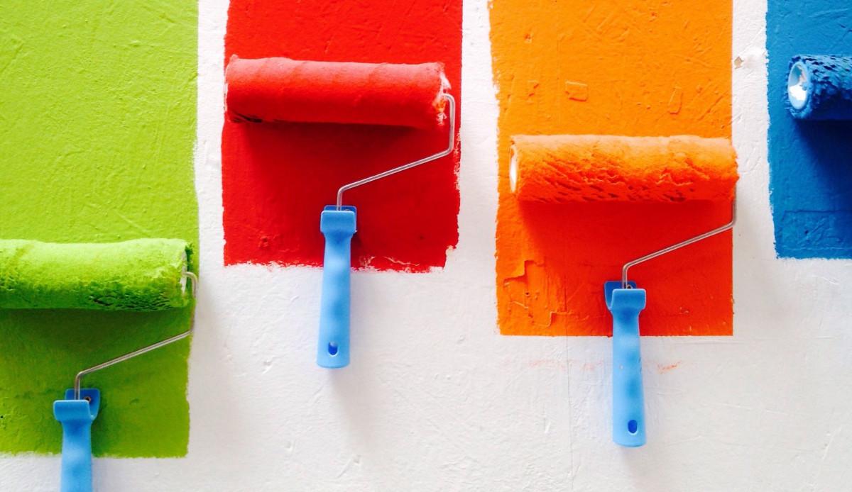 Farby v interiéri: Ako ich vyberať a kombinovať