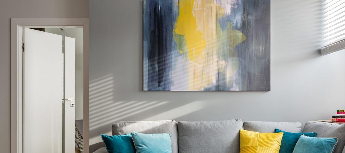 Ako si vybrať obraz do obývačky - krásny a zároveň reprezentačný