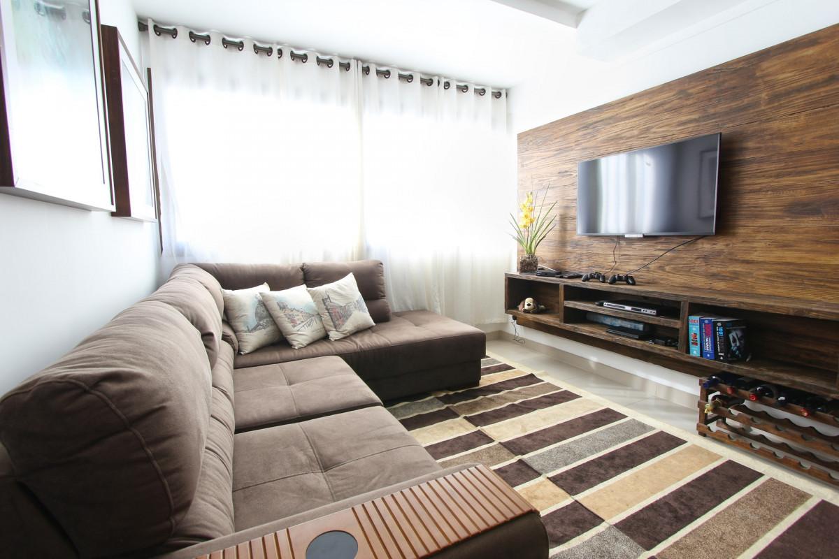 Ako zariadiť obývačku: Menej je takmer vždy viac