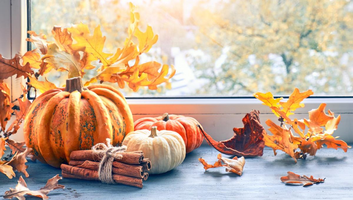 Čaro jesenných dekorácií: stačí nazbierať, ošetriť a naaranžovať