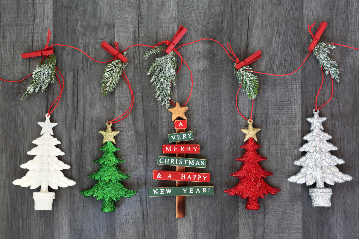 Sedem dekoračných trendov pre tohtoročné Vianoce