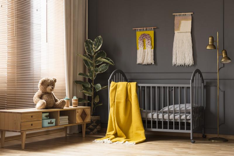 Detská izba v bohémskom štýle