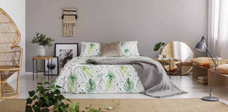 Ako si vybrať posteľné obliečky - #162