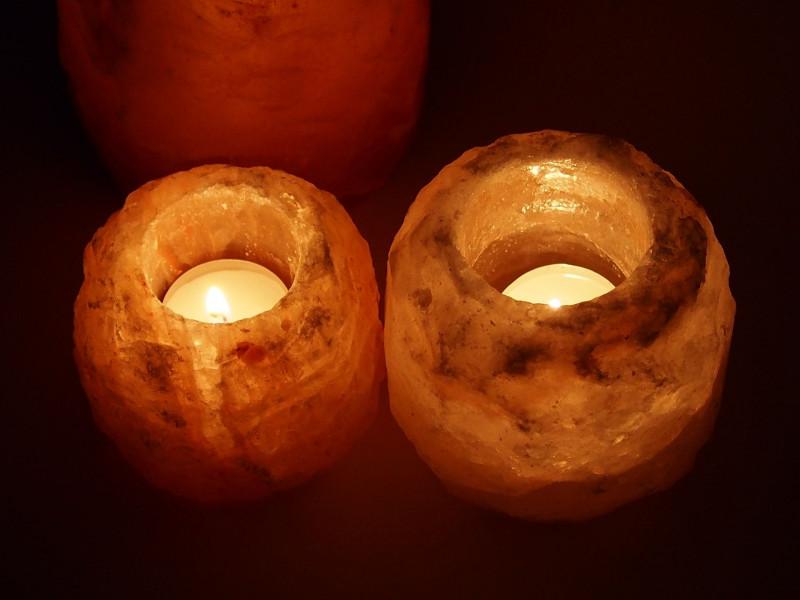 Na čo slúži soľná lampa - #193