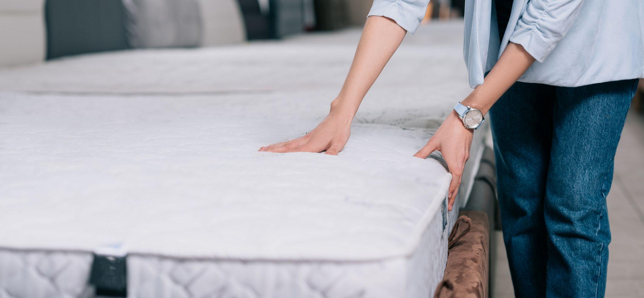 Ako si vybrať dobrý matrac