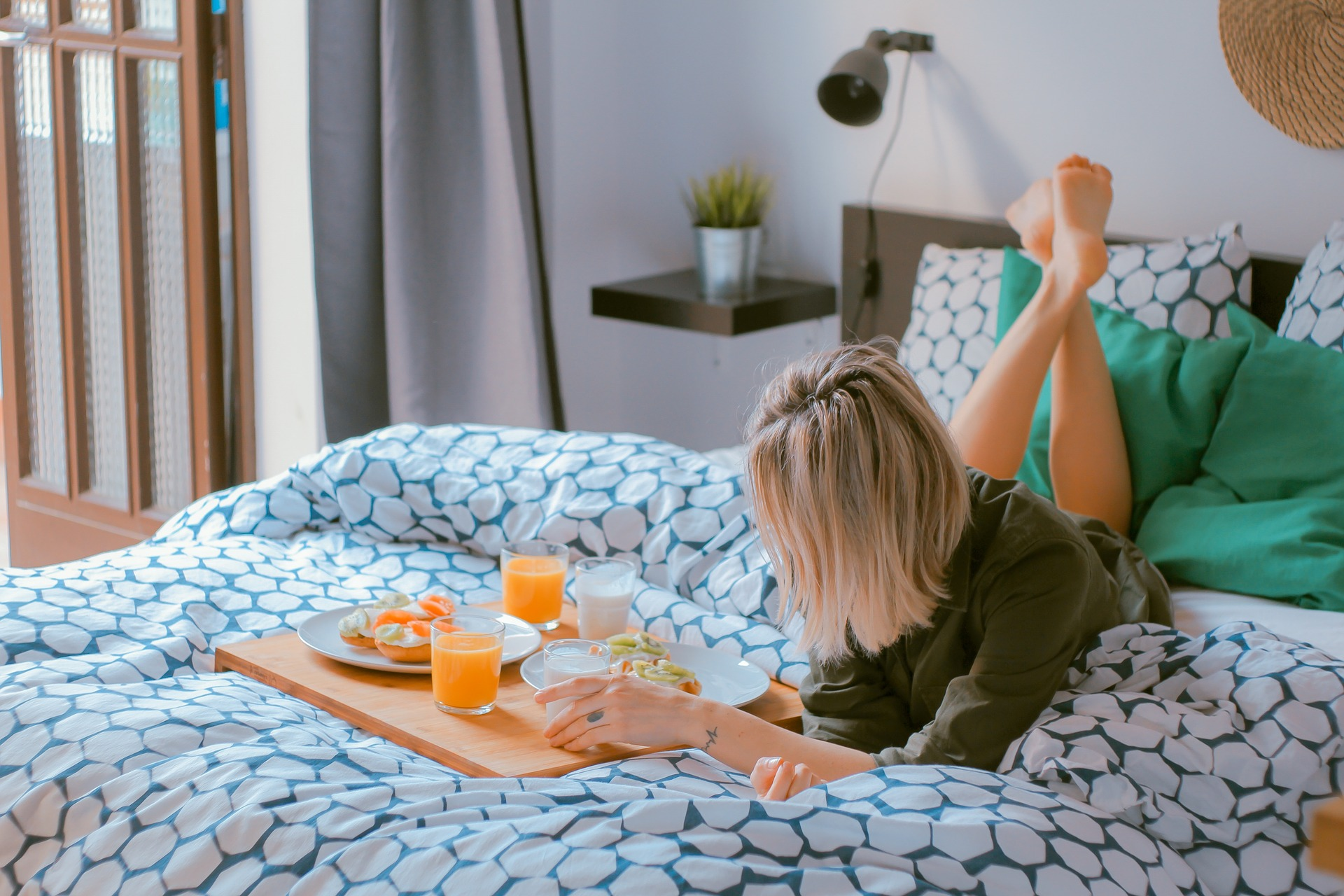 Ako si vybrať posteľné obliečky