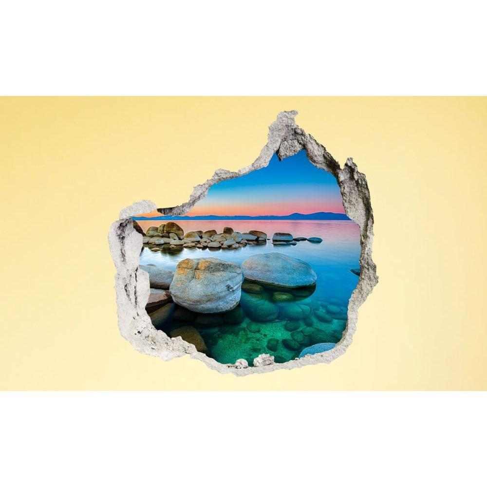 3D fototapeta, Stones, 100 x100cm