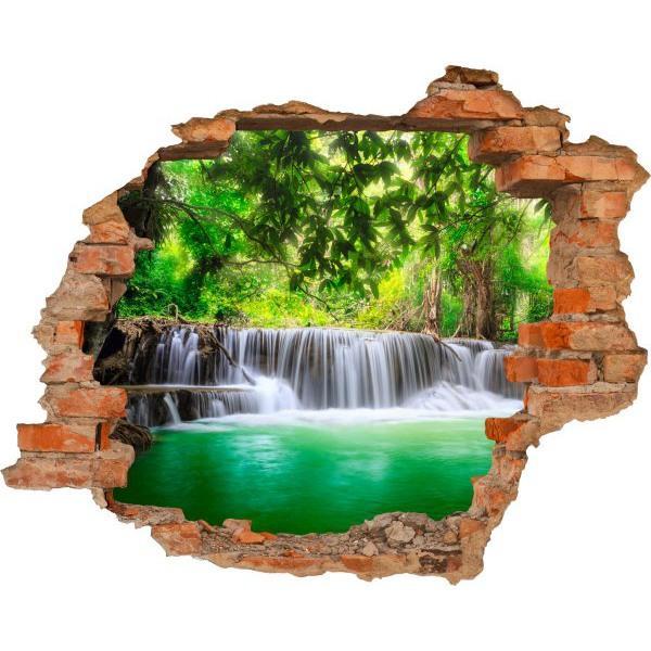 3D fototapeta, Vodopády, 125 x100cm