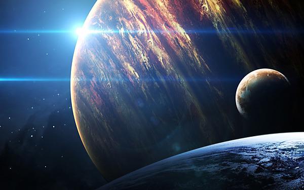 3d tapeta Vesmír 29060 - vliesová