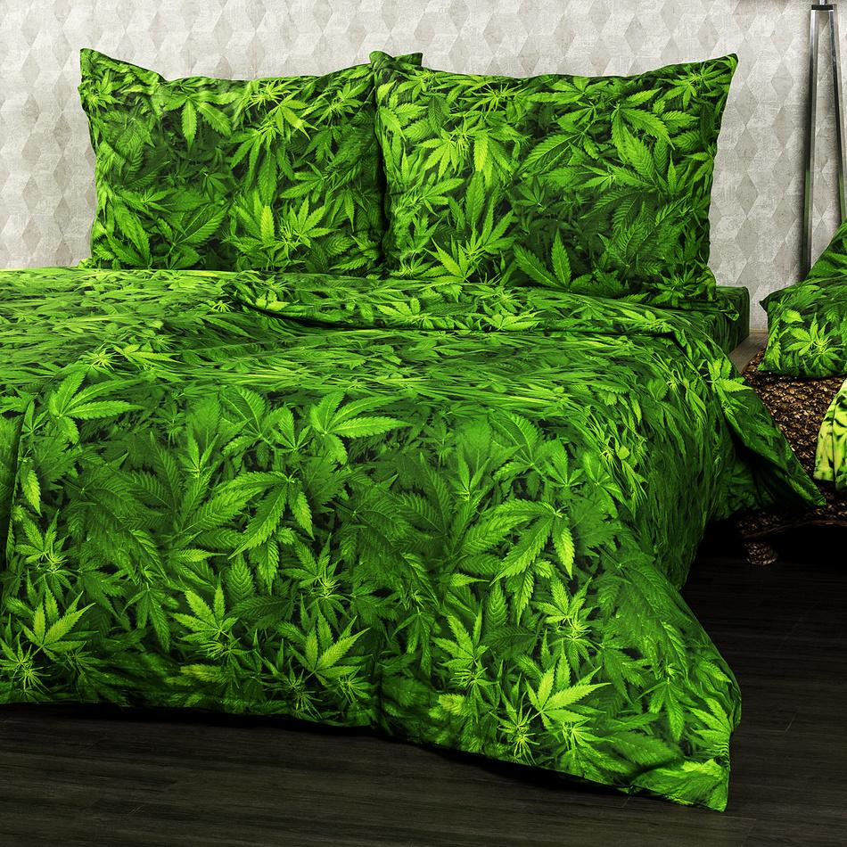 4Home bavlněné obliečky Aromatica, 160 x 200 cm, 70 x 80 cm