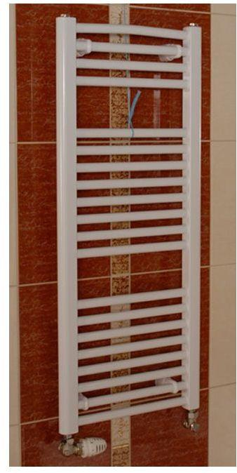 A-Interiéry - Kúpeľňový radiátor Eco EC 7573 / biela RAL 9016 (72x75 cm) eco_ec7573
