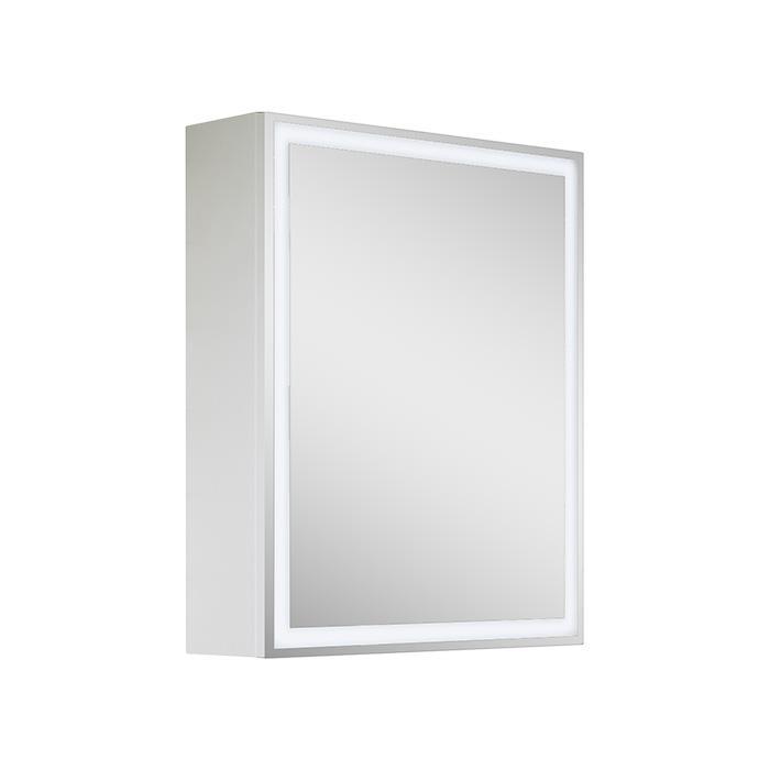 A-Interiéry - Zrkadlová skrinka závesná s LED osvetlením Indigo 63 ZS indigo 63zs
