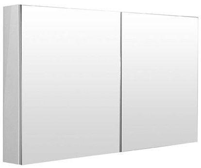 A-Interiéry - Zrkadlová skrinka závesná bez osvetlenia Trento 120 ZS trento 120zs