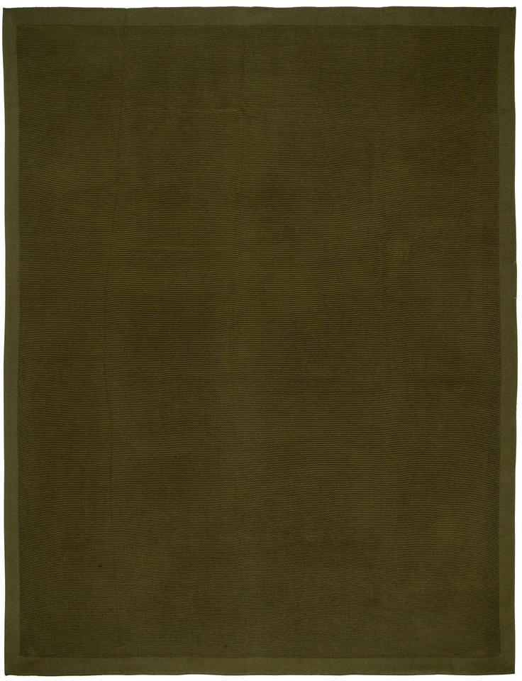 Ambiente DEKA, bavlna, 130/170 cm - olivovozelená