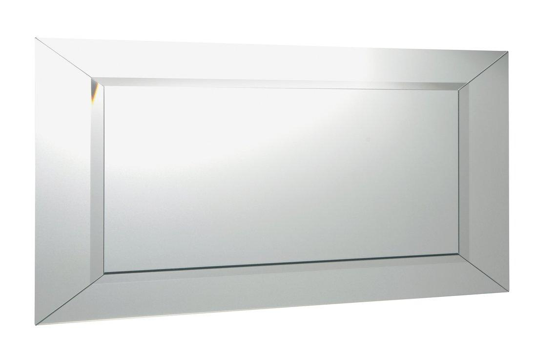 Arak AR100 zrkadlo s lištami a fazetou 100x50 cm