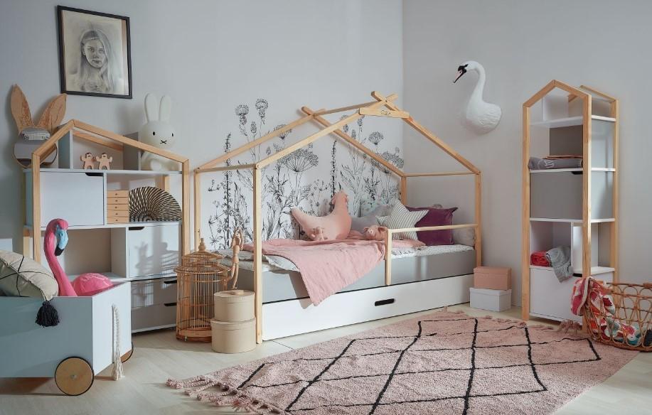 ArtBel Detská posteľ Tee Pee