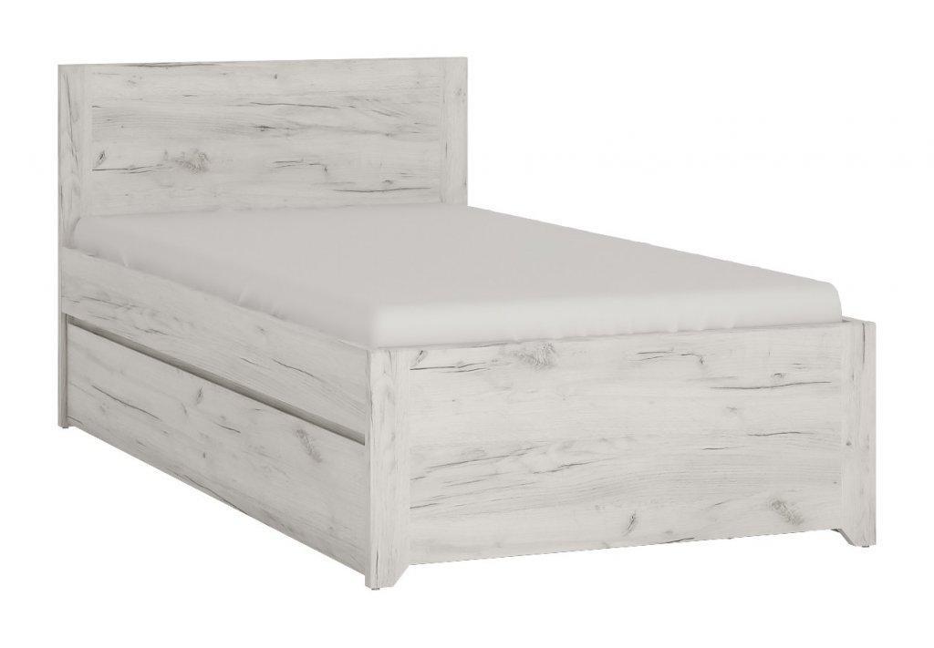 ArtExt Manželská posteľ ANGEL Rozmer: Manželská posteľ Angel TYP 94 / 120 x 200 cm