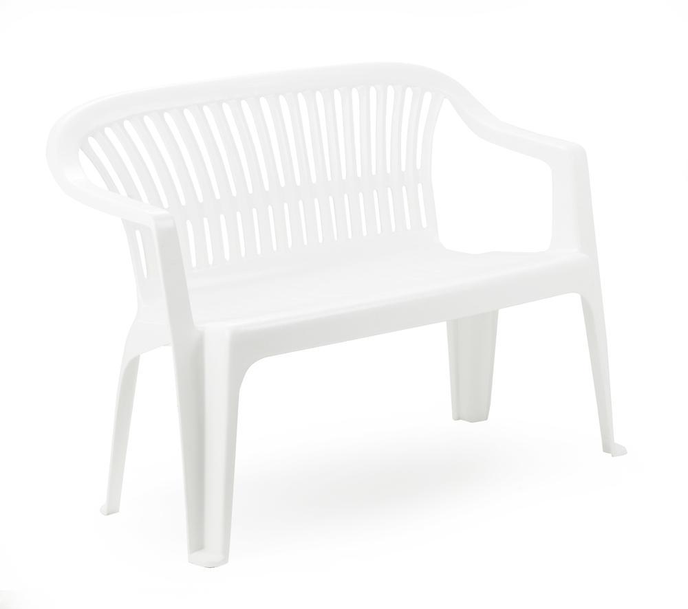 ArtRoja DIVA lavice - biela