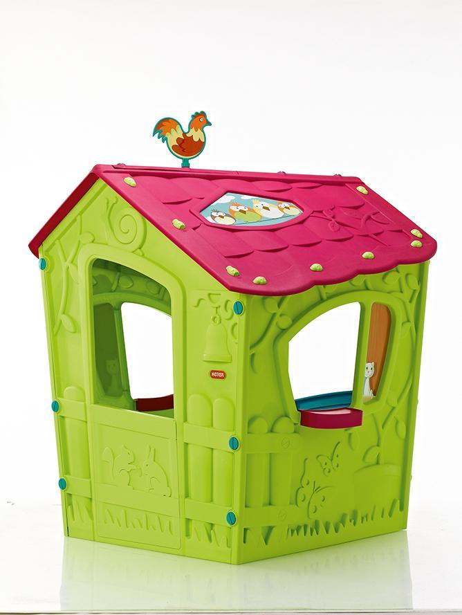 ArtRoja MAGIC PLAY HOUSE domček - béžový