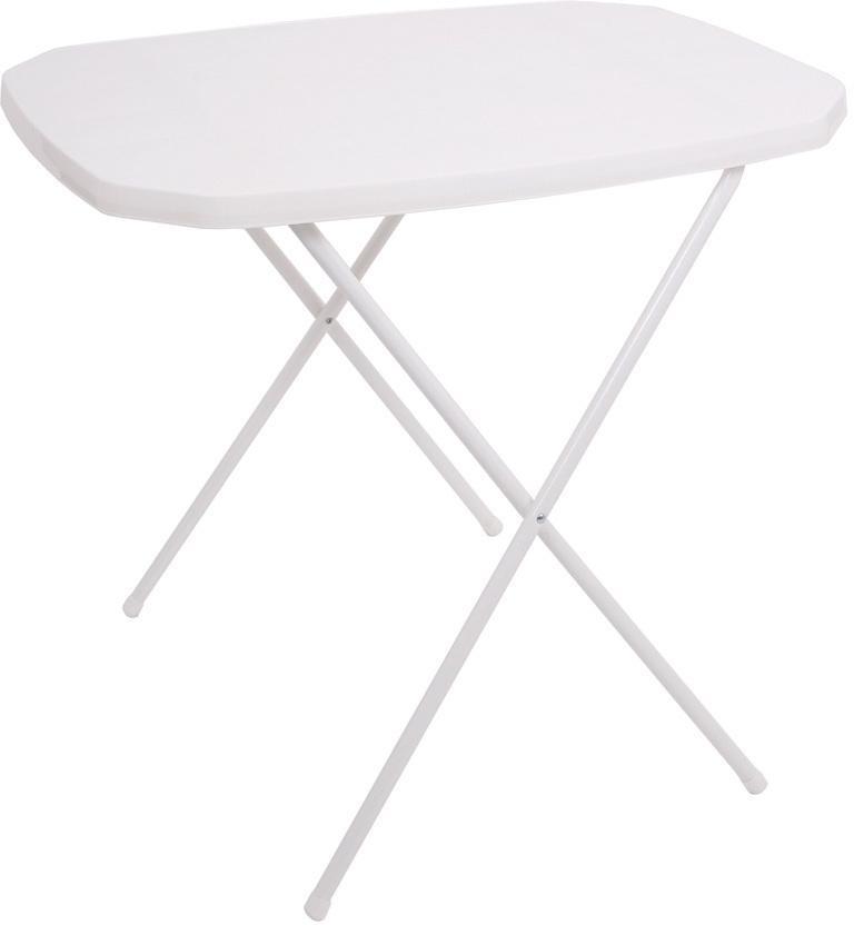 ArtRoja Stôl CAMPING 53x70 - biely