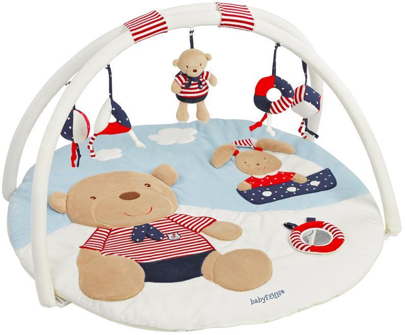 BABY FEHN - Ocean hracia deka medveď, Ocean Club